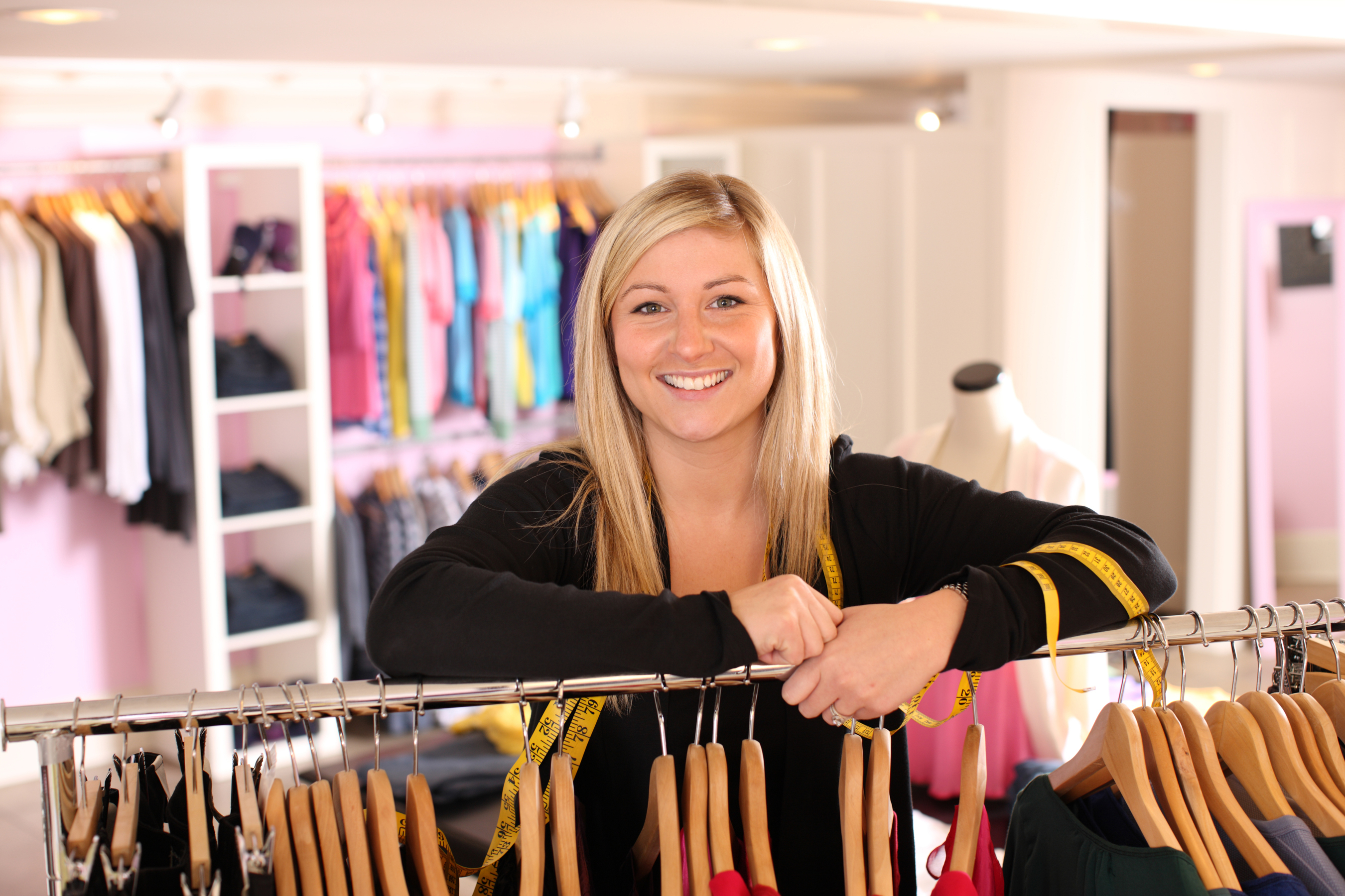 retail space for women business owners